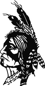 Indian Warrior Logo